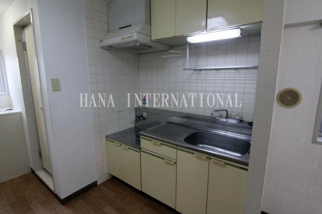 【キッチン】シティ・クレドール
