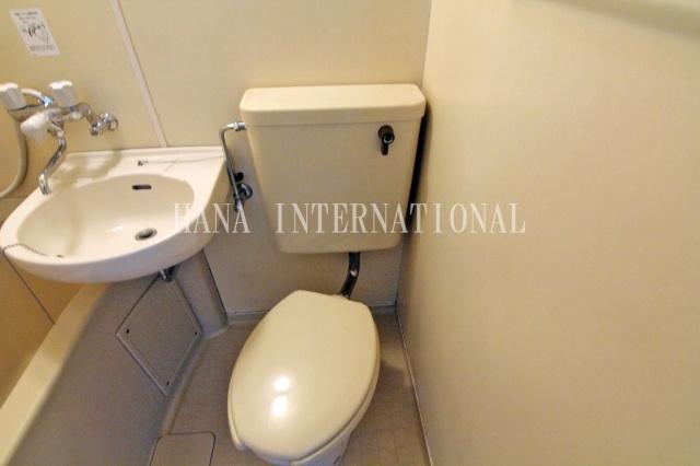 【トイレ】シティ・クレドール