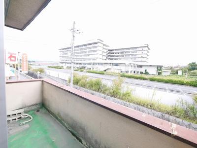 【バルコニー】藤村店舗