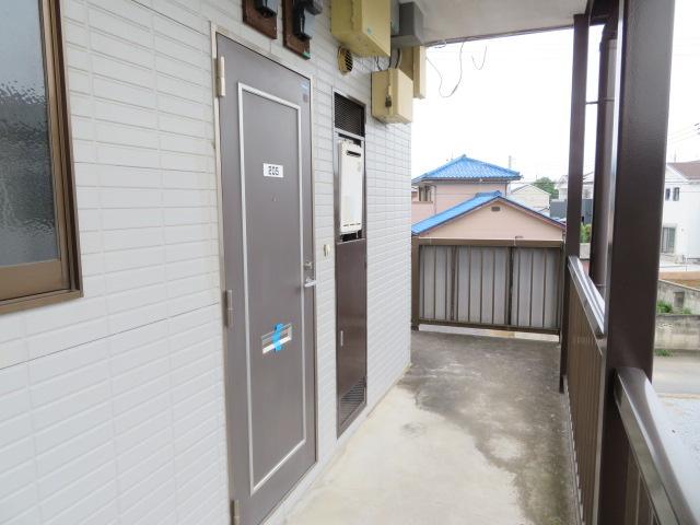 【外観】サンライフ21東長岡