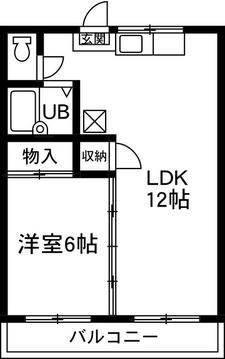 サンライフ21東長岡