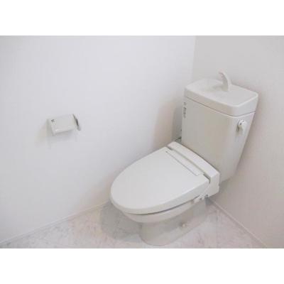 コンフォルト黒砂のトイレ