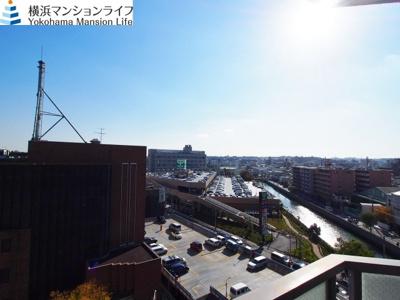 【展望】リノベーション済 岡野パークハイツ