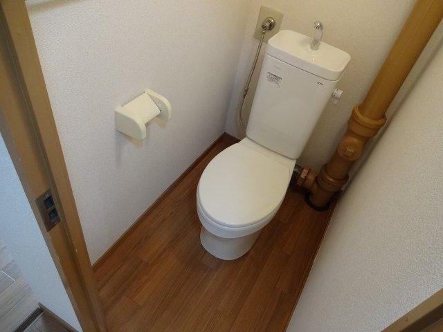 泰山ハイツ トイレ