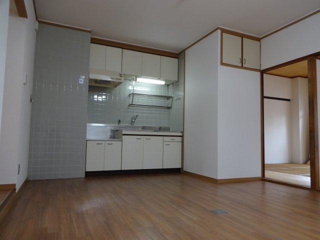 泰山ハイツ キッチン