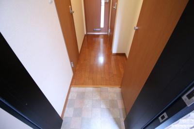 【玄関】ローズコート