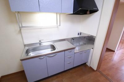【キッチン】ローズコート