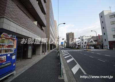 【周辺】グランフォース早稲田