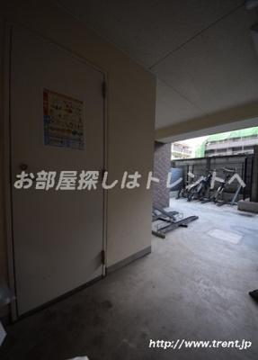 【その他共用部分】グランフォース早稲田