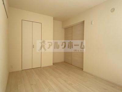 フレシール 寝室