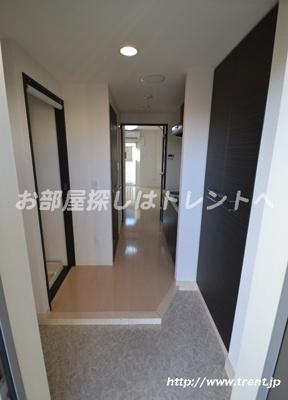 【玄関】ラシード東中野