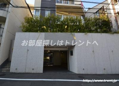 【外観】ラシード東中野