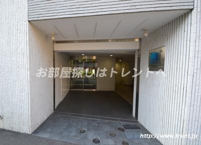 【エントランス】ラシード東中野