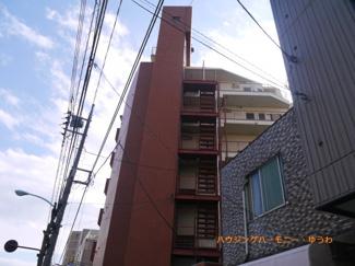 RC造のしっかりした建物です。