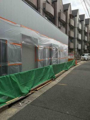 【外観】堺東駅歩6分、1階店舗