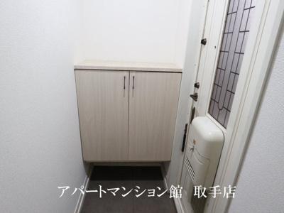 【玄関】エミネンスA