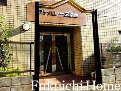 【エントランス】プチ・バレーヌ南台