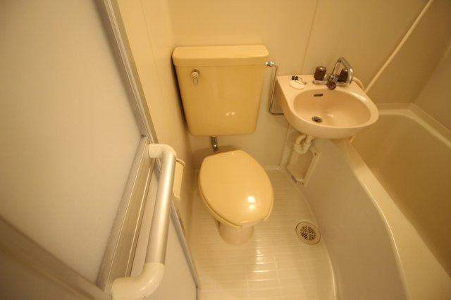 【トイレ】ハイツ八戸ノ里