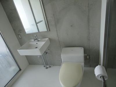 テルツェット (1R+ロフト)  トイレ