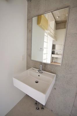 テルツェット (1R+ロフト)  洗面所