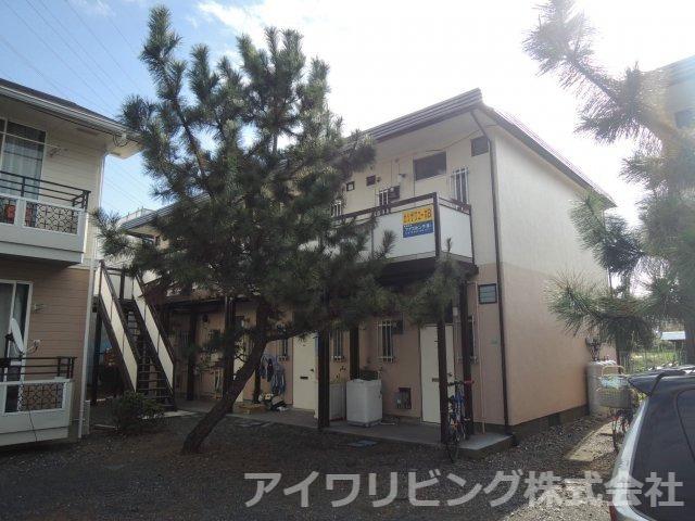 バストイレ別物件【カツザワコーポB】