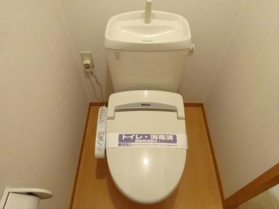 【トイレ】ルキヤ幡ヶ谷