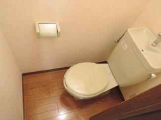 【トイレ】ティアラ