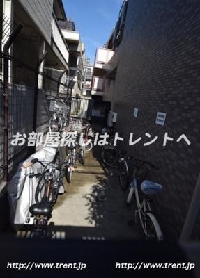 【その他共用部分】スカイコート神楽坂