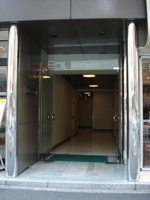 【エントランス】六本木インターナショナル・ビル