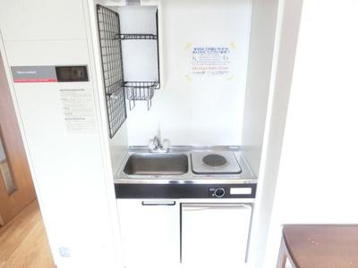 DSパークレジデンス大濠(1K) キッチン 写真は別号室です