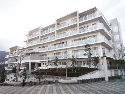 【外観】ルネサンクタスナシオンヒルズD3棟