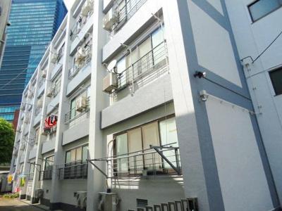 【外観】城南アパート