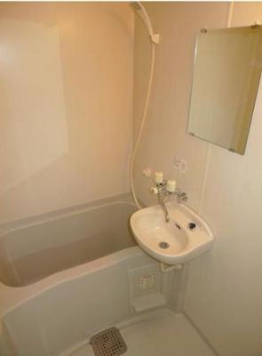 【浴室】メイプル梨木