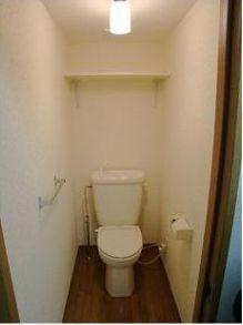 【トイレ】メイプル梨木