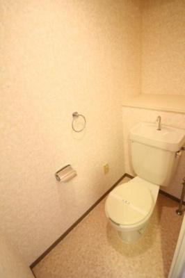 【トイレ】デメテル高取台