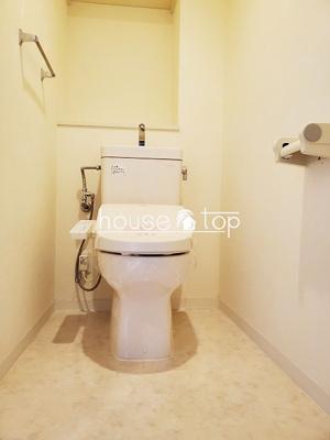 【トイレ】NTPRレジデンス甲子園四番町(鳴尾北小・学文中学校区)