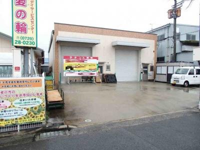 【外観】松本リース倉庫