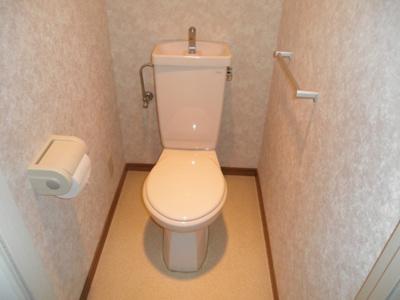 【トイレ】高橋マンション
