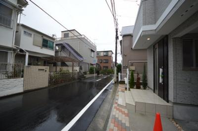 【外観】ハートフルタウン下丸子 全3棟 新築戸建
