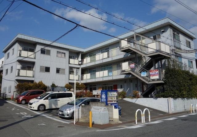 【外観】サイドテール高井田