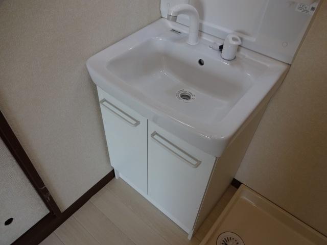 サイドテール高井田 独立洗面台