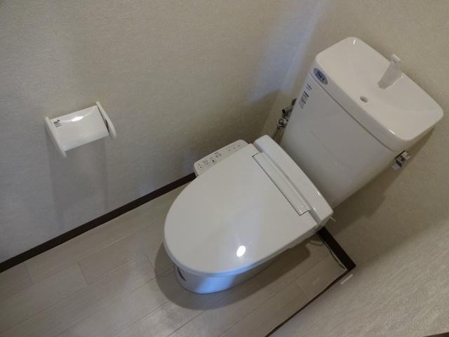 サイドテール高井田 トイレ