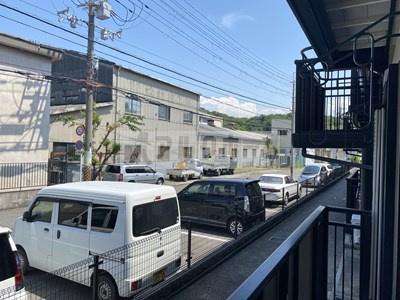 サンビレッジオクノD(照明付き洗面台)