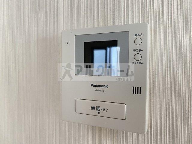 サンビレッジOKUNO(オクノ) D 柏原市 玉手町 室内洗濯機