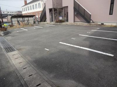 【駐車場】アヴェニールⅡ