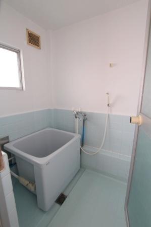 【浴室】甲の原コーポ