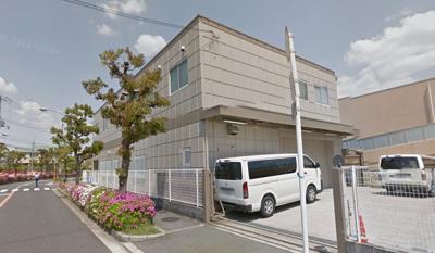 【外観】茨木市白川事務所兼倉庫