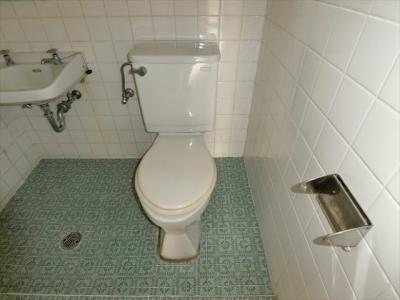 【バルコニー】武村アパート第二
