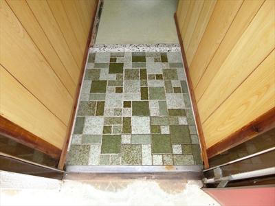 【玄関】武村アパート第二
