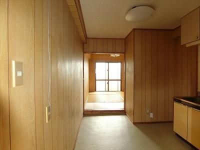 【キッチン】武村アパート第二
